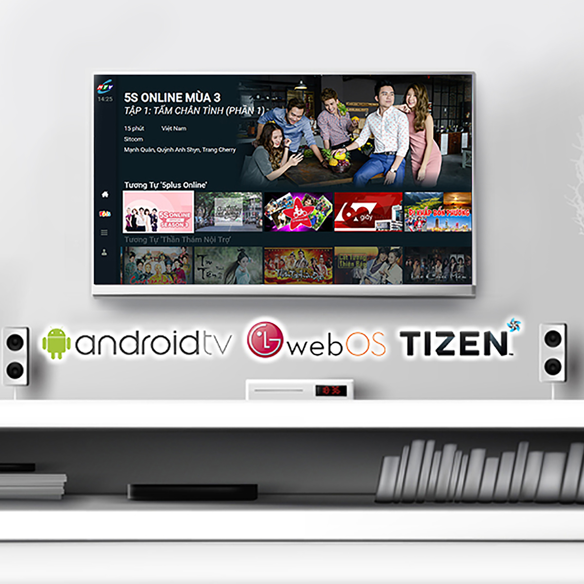 Blueseed Group's FlixTV HTV Announce Partnership